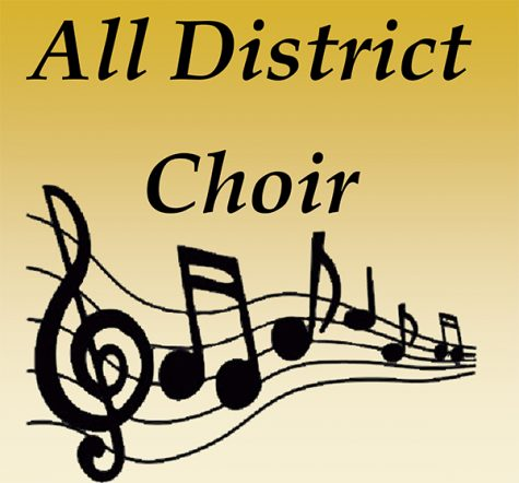 Sandies Sing to All District Success