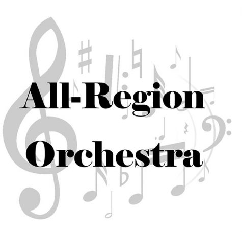 Orchestra Students Make All-Region