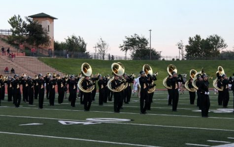 Sandie Band Takes Top Honors At UIL