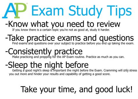 Advanced Placement Study Tips