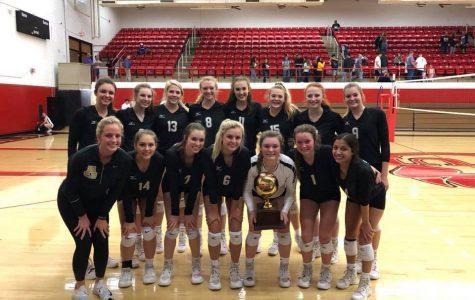 Volleyball takes Bi-District Championship