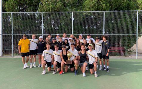 Tennis Advances to Regional Quarter-Final