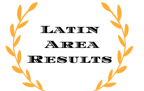 Latin Dominated Area D Competition