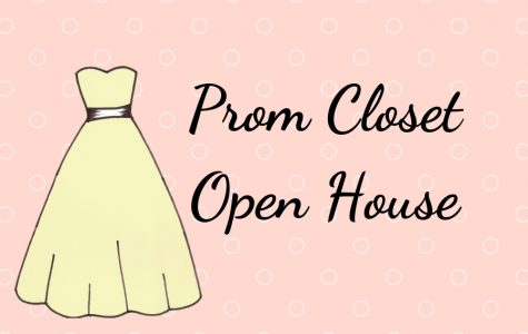 Prom Closet Opens on Saturday