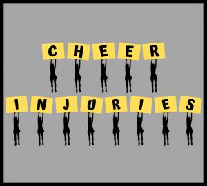 Cheerleading Ranks in Top Three Most Dangerous Sports