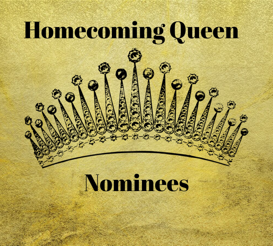 Homecoming Queen Nominations