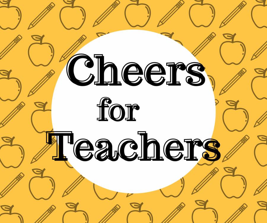 Cheers To Teachers