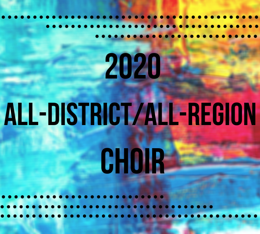 2020 All-District + All-Region Choirs