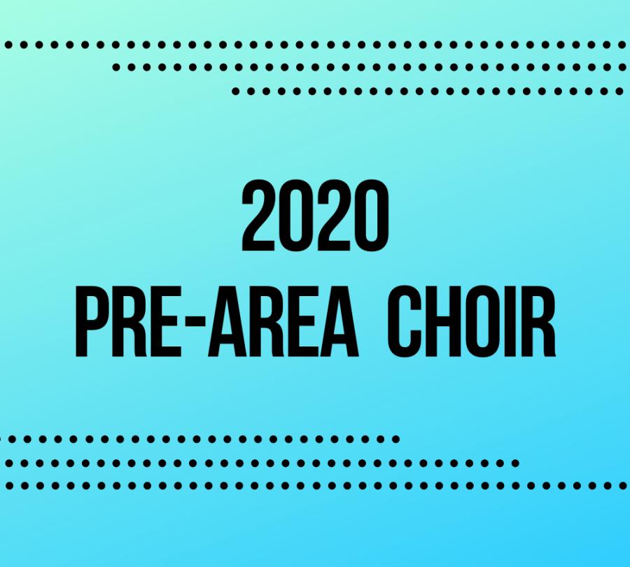 Pre-Area Choir