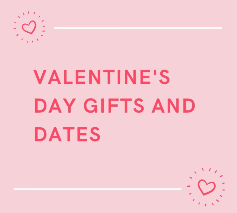 Valentine's Day Gifts + Dates