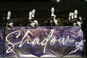 New Director Leads Band to Light Up the Field